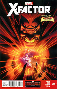 Cover Thumbnail for X-Factor (Marvel, 2006 series) #255