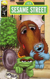 Cover Thumbnail for Sesame Street (Ape Entertainment, 2013 series) #1 [Cover C]