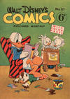 Cover for Walt Disney's Comics (W. G. Publications; Wogan Publications, 1946 series) #21