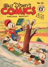 Cover for Walt Disney's Comics (W. G. Publications; Wogan Publications, 1946 series) #12