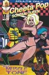 Cover for Cheeta Pop Scream Queen (Antarctic Press, 1994 series) #2