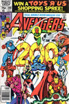 Cover Thumbnail for The Avengers (1963 series) #200 [Newsstand Edition]