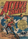 Cover for Active Comics (Bell Features, 1942 series) #9