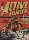 Cover for Active Comics (Bell Features, 1942 series) #10