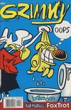 Cover for Grimmy (Bladkompaniet / Schibsted, 1999 series) #2/2000