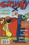 Cover for Grimmy (Bladkompaniet / Schibsted, 1999 series) #3/2000