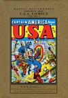 Cover for Marvel Masterworks: Golden Age U.S.A. Comics (Marvel, 2007 series) #2 [Regular Edition]
