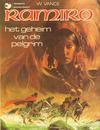 Cover for Ramiro (Dargaud Benelux, 1979 series) #3 - Het geheim van de pelgrim