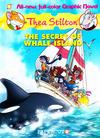 Cover for Thea Stilton (NBM, 2013 series) #1 - The Secret of Whale Island