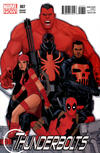 Cover for Thunderbolts (Marvel, 2013 series) #7 [Phil Noto Variant]