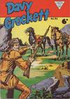 Cover for Davy Crockett (L. Miller & Son, 1956 series) #52