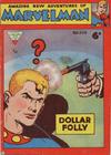 Cover for Marvelman (L. Miller & Son, 1954 series) #326
