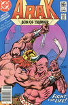 Cover for Arak / Son of Thunder (DC, 1981 series) #22 [Canadian]