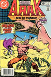 Cover for Arak / Son of Thunder (DC, 1981 series) #20 [Canadian]