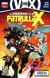 Cover for Lobezno y La Patrulla-X (Panini España, 2012 series) #9