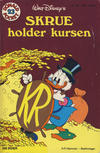 Cover Thumbnail for Donald Pocket (1968 series) #23 - Skrue holder kursen [1. opplag]