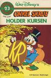 Cover Thumbnail for Donald Pocket (1968 series) #23 - Onkel Skrue holder kursen [2. opplag]