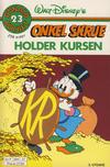 Cover Thumbnail for Donald Pocket (1968 series) #23 - Onkel Skrue holder kursen [3. opplag]