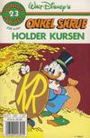 Cover Thumbnail for Donald Pocket (1968 series) #23 - Onkel Skrue holder kursen [4. opplag Reutsendelse 391 07]