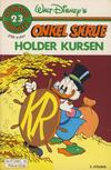 Cover Thumbnail for Donald Pocket (1968 series) #23 - Onkel Skrue holder kursen [3. opplag Reutsendelse 330 10]