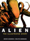 Cover for Alien: The Illustrated Story (Titan, 2012 series)