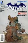 Cover Thumbnail for Batman (2011 series) #20 [Direct Sales]