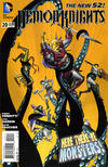 Cover for Demon Knights (DC, 2011 series) #20