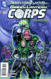Cover for Green Lantern Corps (DC, 2011 series) #20