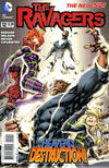Cover for The Ravagers (DC, 2012 series) #12