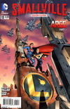 Cover for Smallville Season 11 (DC, 2012 series) #13
