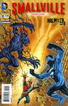 Cover for Smallville Season 11 (DC, 2012 series) #12