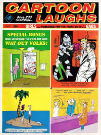 Cover Thumbnail for Cartoon Laughs (Marvel, 1963 series) #v7#6