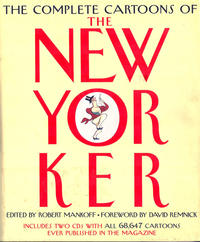 Cover Thumbnail for The Complete Cartoons of The New Yorker (Workman Publishing, 2004 series)