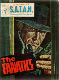 Cover Thumbnail for S.A.T.A.N. Picture Library (Famepress, 1966 series) #6
