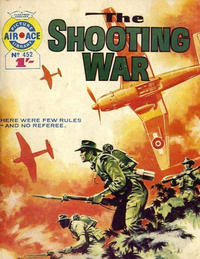 Cover Thumbnail for Air Ace Picture Library (IPC, 1960 series) #452