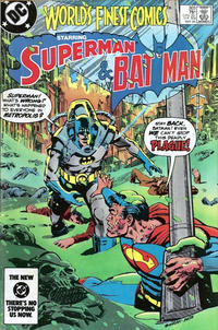 Cover Thumbnail for World's Finest Comics (DC, 1941 series) #303 [Direct]