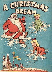 Cover Thumbnail for A Christmas Dream (Promotional Publications, 1952 series)