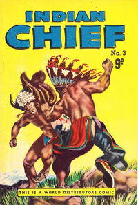 Cover Thumbnail for Indian Chief (World Distributors, 1953 series) #3