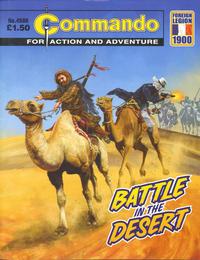 Cover Thumbnail for Commando (D.C. Thomson, 1961 series) #4596