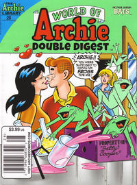 Cover Thumbnail for World of Archie Double Digest (Archie, 2010 series) #28 [Newsstand]
