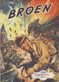 Cover Thumbnail for Commandoes (Fredhøis forlag, 1962 series) #6