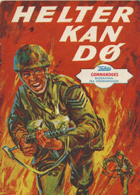 Cover Thumbnail for Commandoes (Fredhøis forlag, 1962 series) #v2#18