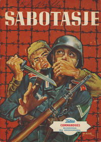 Cover Thumbnail for Commandoes (Fredhøis forlag, 1962 series) #9