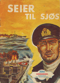 Cover Thumbnail for Commandoes (Fredhøis forlag, 1962 series) #10