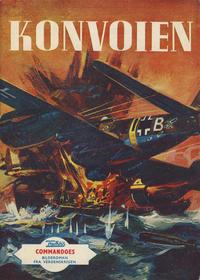 Cover Thumbnail for Commandoes (Fredhøis forlag, 1962 series) #v2#4