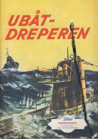 Cover Thumbnail for Commandoes (Fredhøis forlag, 1962 series) #7