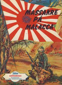 Cover Thumbnail for Commandoes (Fredhøis forlag, 1962 series) #6 [2. årg]