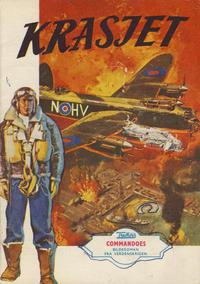 Cover Thumbnail for Commandoes (Fredhøis forlag, 1962 series) #7 [2. årg]