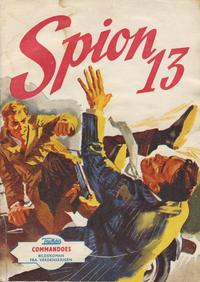 Cover Thumbnail for Commandoes (Fredhøis forlag, 1962 series) #v2#8