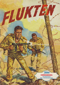Cover Thumbnail for Commandoes (Fredhøis forlag, 1962 series) #14 [2. årg]